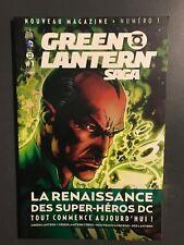 GREEN LANTERN SAGA - T1 : juin 2012