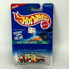 Hot Wheels Fast Food Series Sweet Stocker Candy Covered Shell #15265