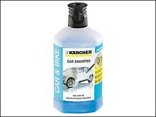 Karcher Car Shampoo 3-In-1 Plug & Clean (1 Litre) KAR62957500