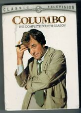 COLUMBO THE COMPLETE FOURTH SEASON 4 3-DISC DVD SET BRAND NEW four