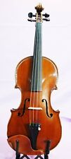Very old violin 4/4 Unknown maker, not Labled