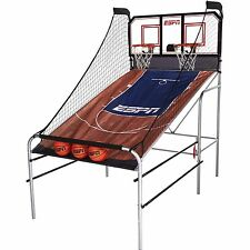 ESPN Basketball Game Indoor Electronic Arcade Sports Kids 2 Player Heavy Duty