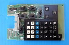 1 Racal Dana  9000 Frequency Counter Key Board Assembly,