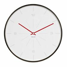 Karlsson Ka5644wh Horloge Plastique Blanc Taille Unique
