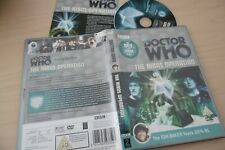 DOCTOR WHO THE RIBOS OPERATION TOM BAKER KEY OF TIME STORY 1 DVD BBC TV PG