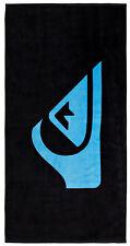Quiksilver Chilling Beach Towel - Cyan Blue - New