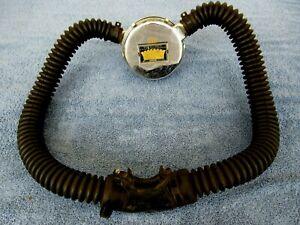 Vintage Scuba U.S.Divers AquaLung Royal Aqua Master Double Hose Regulator #R7053