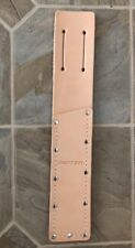 "Sheath Leather 6"" Dexter Produce Knives Brown 20400 Knife Belt Loop USA"