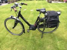 Dutch Style e-bike Gazelle Orange C7+ with Bosch Active Line mid-mounted motor