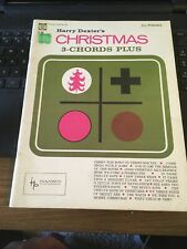 Harry Dexter's Christmas , 3-Chords Plus for Piano, Songbook 1964
