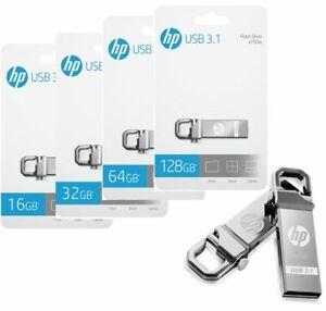 HP 16Go 32Go 64Go x750w Clé USB 3.0 Lecteur Flash Mémoire Key Pen Drive Stick FR