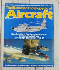 Illustrated Encyclopedia of Aircraft #175 Cutaway Grumman Albatross