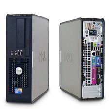 Dell OPTIPLEX 380 SFF Intel Dual Core PC 2 GB di RAM 160 GB HDD WINDOWS 7 COMPUTER