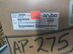 Aruba AP-275 Wireless Network Access Point HP Outdoor Instant AP BRAND NEW