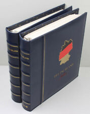 Bundesrepublik 1998/2002 postfrisch + gestempelt je komplett in 2 schönen Post-A