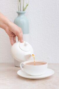 D&F Fine Bone China Tea for one