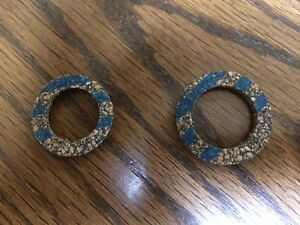 McCULLOCH NEW OIL & GAS CAP GASKETS 3200 3214 3500 3514 3516 3800 1432 1635 SE