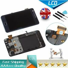 For Samsung Galaxy S2 GT I9100 II Black LCD Display Digitizer Touch Screen Frame