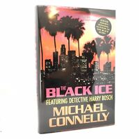 Signed 1st Edition 1st Printing Michael Connelly Black Ice (2)
