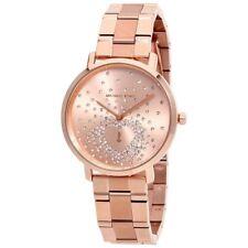 Michael Kors  MK3621 Jaryn Pink Crystal Dial Rose Gold Tone Ladies Watch