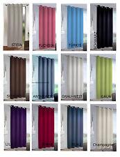 Einfarbige maßgefertigte Gardinen & Vorhänge