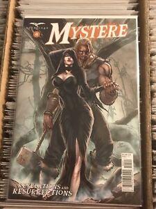 MYSTERE 4 IGOR VITORINO VARIANT COVER C zenescope 2019 elvira vampira vampirella