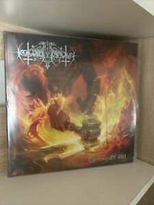 NOKTURNAL MORTUM - Голос Сталі / The Voice of Steel (Smoke Vinyl Ultra Rar !!! )