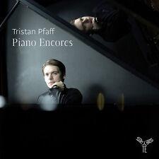 CD de musique piano digipack sans compilation