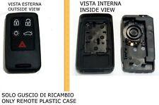 GUSCIO COVER CHIAVE PER TELECOMANDO VOLVO XC60 XC90 V60 senza lama emergenza