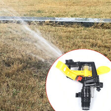 """50pc 1/2"""",3/4""""Adjust able Spray Nozzle Irrigation Sprinklers for Garden/Farm/Lawn"""