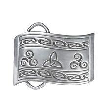 BUCKLE Gürtelschließe Mittelalter Celtic Keltisch Larp RPG YZG026 NEU