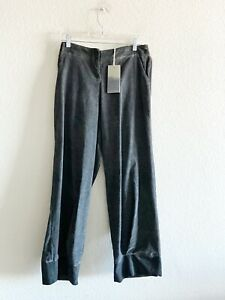 NWT Luukaa Gray Wide Leg Pants Women's Size 12 Brand NEW