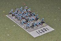 15mm WW1 / french - mortors & infantry command mortars - command (16881)