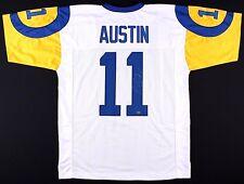 Tavon Austin Signed Los Angeles Rams Jersey (JSA COA) e25d184ec