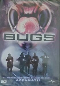 BUGS DVD NUOVO SIGILLATO INTROVABILE