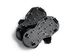 Chaussures à Pointes d'aération pour screeding, couleur noire, assemblé et prêt à porter