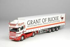 Tekno Grant of Buckie Scania 4 Series with Curtainside Trailer 1:50 Scale