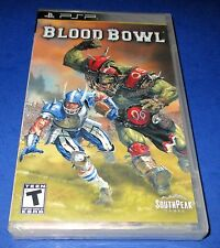 Blood Bowl Sony PSP *Factory Sealed! Free Shipping!