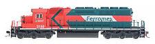 Ferromex Railroad Sd40-2 By Intermountain W/Dcc & Loksound-Free Ship In U.S.