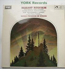 San 193-MOZART-REQUIEM DE BURGOS-Excellent condition LP record