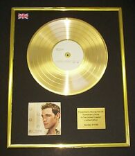 WILL YOUNG FROM NOW ON CD GOLD DISC RECORD  FREE P&P!