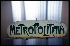 223082 An Original Metro Sign By Guimard Musee DOrsay A4 Photo Print