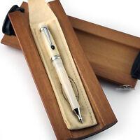 "Stipula ""I Castoni"" Onice Limited Edition Ballpoint Pen"