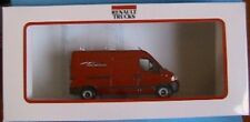 FOURGON RENAULT NEW MASTER TOLE ROUGE NOREV 518760 1/43 RVI RED ROSSO ROT