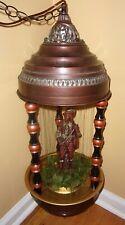 "vntg 1960's Creators Inc. oil rain lamp Don Juan The Seducer 36"" RARE HTF works!"