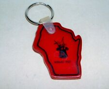 Narcotics Anonymous Wsnac Viii Convention Key Ring ~ 1991