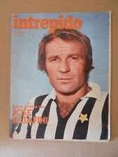 INTREPIDO n°1 1975 Josè Altafini  I VELVET GLOVE    [G552A]