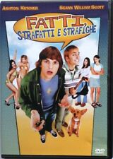 Dvd Fatti, strafatti e strafighe con Ashton Kutcher 2000 Usato