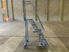 More details for steel mobile safety warehouse steps (brentwood branch)