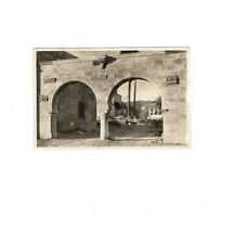 CARTOLINA EGEO OCCUPAZIONE ITALIANA I G.M. COO – PORTA S. NICOLA